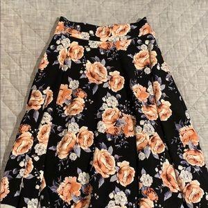 EEUC Agnes & Dora Midi Skirt